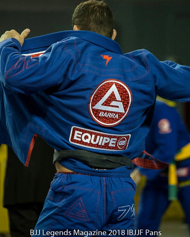Gracie Barra Athletic Performance