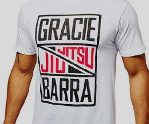 Gracie Barra T-Shirts